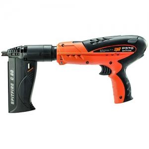 Пороховой монтажный пистолет SPITFIRE P370 + магазин для С60 гв
