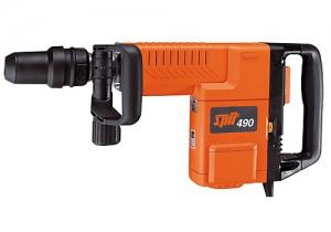 Тяжелый отбойный молоток 490 SDS MAX
