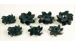 Фрезы для SPIT F 40 9-18 зубьев, Ø от 18- 35 мм