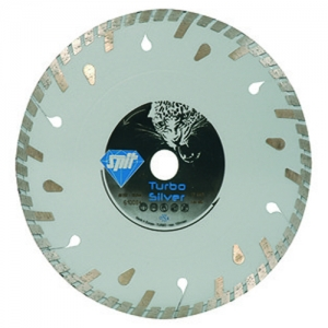 Алмазные диски SILVER TURBO Ø125-230 мм