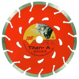 Алмазные диски TITAN+A Ø125-230 мм
